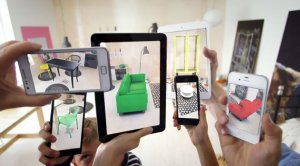 augmented reality in design