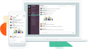 Slack - one of the most popular productivity apps