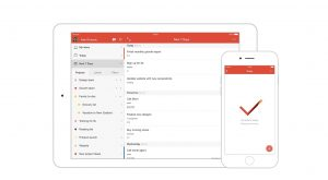 Todoist app in top apps of 2019