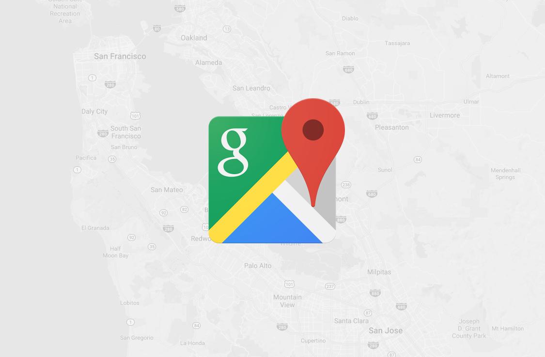 Google Maps API service
