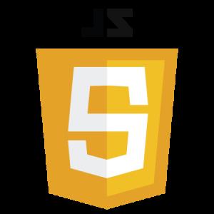 JavaScript programming language logo