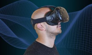 virtual reality headgear