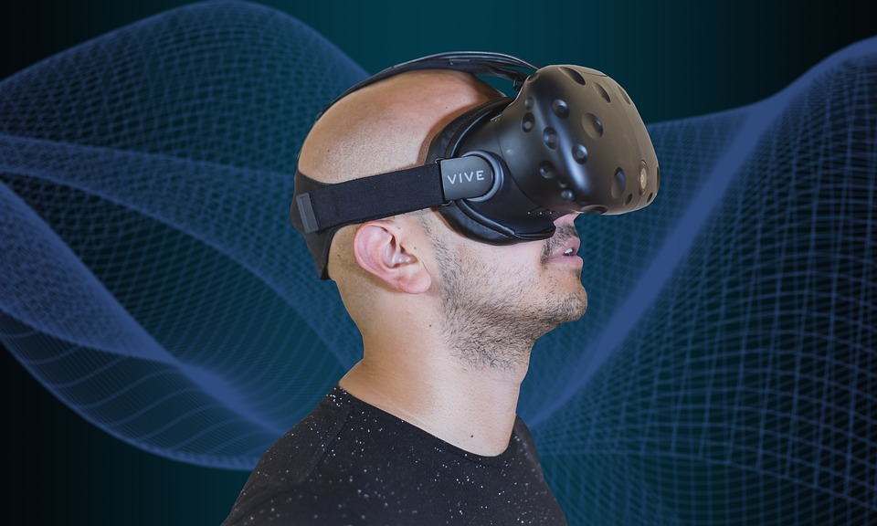 Why is virtual reality becoming more and more popular?