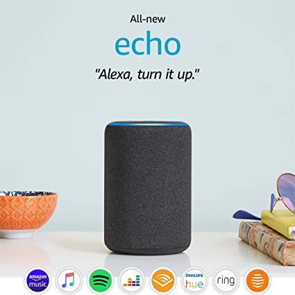Amazon Alexa on Echo device