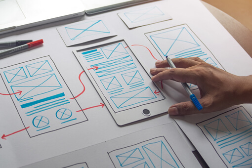 Mobile app identity planning JustApplications