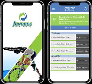 Juvenes mobile app
