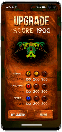Time dude mobile game