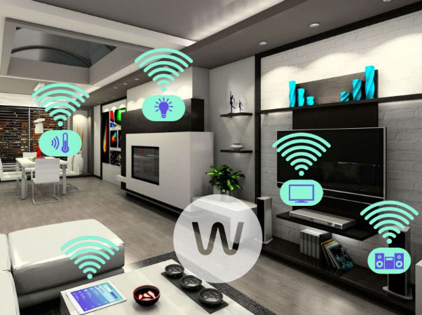 Iot- Smart home office